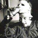 "Nick Castle Michael Myers Halloween 8 x 10"" Autographed Photo (Reprint:1777) Great Gift Idea!"
