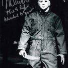 "Nick Castle Michael Myers Halloween 8 x 10"" Autographed Photo (Reprint:1778)"