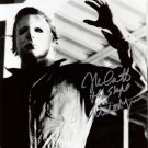 "Nick Castle Michael Myers Halloween 8 x 10"" Autographed Photo (Reprint:1779)"