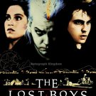 The Lost Boys 1987 Vintage Movie Poster | Wall Deco | Bedroom Poster | Rare Movie Posters #TLB2