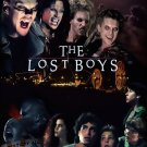 The Lost Boys 1987 Vintage Movie Poster | Wall Deco | Bedroom Poster | Rare Movie Posters #TLB5