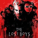 The Lost Boys 1987 Vintage Movie Poster | Wall Deco | Bedroom Poster | Rare Movie Posters #TLB6