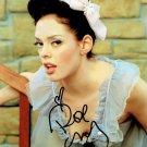 "Rose McGowan 8 x 10"" Autographed Photo Charmed /Scream / Planet Terror - (Ref RMcGowan -1807)"