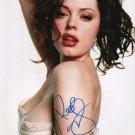 "Rose McGowan 8 x 10"" Autographed Photo Charmed /Scream / Planet Terror - (Reprint -1808)"