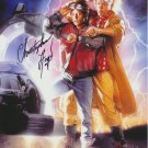 """Christopher Lloyd 8 x 10"""" Autographed Photo Back To The Future \ Addams Family  - (Reprint 1813)"""