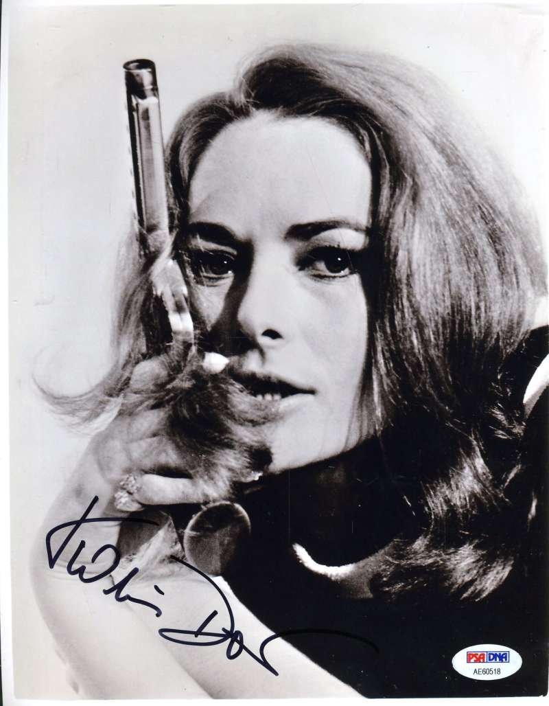 """Karin Dor You Only Live Twice 8 X 10"""" Autographed Photo (Reprint 1798) Great Gift idea!"""