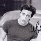 "Adrien Brody 8 X 10"" Autographed Photo (Reprint 1792) FREE SHIPPING"