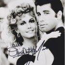 "John Travolta & Olivia Newton-John ""Greese"" 8 x 10"" Autographed Photo FREE SHIPPING"