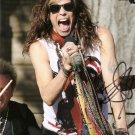 "Steven Tyler / Aerosmith (Rock star) 8 x 10"" Autographed Photo (Reprint 1796)"