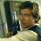 "Harrison Ford (Star Wars / Indiana Jones) 8 x 10"" Autographed Photo (Reprint 00120)"
