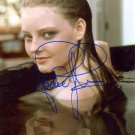 "Jodie Foster (E.T,  Silence of The Lambs, Taxi Driver) 8 x 10"" Autographed Photo (Reprint:1817)"