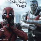"Stefan Kapicic (Dead Pool) 8 x 10"" Autographed Photo (Reprint:1823)"