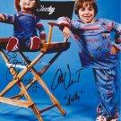 """Alex Vincent & Ed Gale (Child's Play / Chucky) 8 X 10"""" Autographed Photo (Reprint 1827)"""