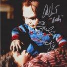 "Alex Vincent & Ed Gale (Child's Play / Chucky) 8 X 10""  Signed / Autographed Photo (Reprint 1830)"