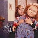 "Alex Vincent & Ed Gale (Child's Play / Chucky) 8 X 10"" Signed /Autographed Photo (Reprint 1832)"