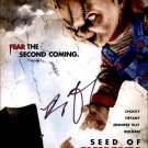 Seed of Chucky Laminated 8 x 10 Movie Poster Signed by Brad Dourif (Reprint 1833) Horror Wall Art