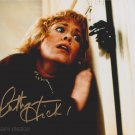 """Catherine Hick's (Child's Play / Chucky) 8 X 10"""" Autographed Photo (Reprint 1838) Great Gift Idea!"""