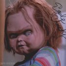 "Ed Gale (Child's Play / Chucky) 8 X 10"" Autographed Photo (Reprint 1839)"