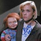 "Christine Ellse (Child's Play / Chucky) 8 X 10"" Signed Autographed Photo (Reprint 1841)"