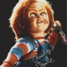 """Ed Gale (Child's Play / Chucky) 8 X 10"""" Autographed Photo (Reprint 1842) FREE SHIPPING"""