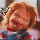 "Ed Gale (Child's Play / Chucky) 8 X 10"" Autographed signed Photo (Reprint 1845) Great Gift Idea!"