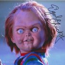 "Ed Gale (Child's Play / Chucky) 8 X 10"" Autographed Photo (Reprint 1846) FREE SHIPPING"