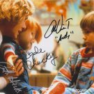 "Child's Play Cast x 3 Ed Gale, Alex Vincent & Catherine Hicks 8 X 10"" Signed Photo (Reprint 1847)"