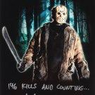 "Ari Lehman (Jason Voohers / Friday the 13th) 8 x 10"" Autographed Photo (Reprint :F1349)"