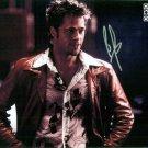 "Brad Pitt (Fight Club /The Mexican / sE7en) 8 x 10"" Signed/. Autographed Photo (Reprint 1880)"