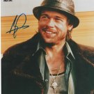 "Brad Pitt (Oceans 11/ Mr & Mrs Smith / Troy ) 8 x 10"" Signed /Autographed Photo (Reprint 1889)"