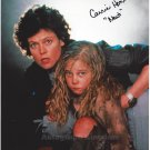 "Carrie Henn Aliens 8 X 10"" Autographed Photo (Reprint: 1896) FREE SHIPPING"