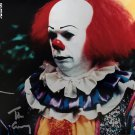 """Tim Curry 8 x 10"""" autographed Photo Stephen Kings It / Annie / Home Alone 2 (Reprint 1920)"""