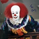 "Tim Curry  8 x 10"" autographed Photo Stephen Kings IT / Annie / Home Alone 2 - (Reprint 1921)"