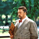 "Tim Curry 8 x 10"" Autographed/ Signed Photo: Annie / Home Alone 2 (Reprint 1923)"