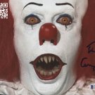 """Tim Curry 8 x 10"""" autographed Photo Stephen Kings It / Annie / Home Alone 2 (Reprint 1925)"""