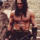 "Jason Momoa  8 x 10"" Autographed / Signed Photo: Conan The Barbarian 2011 (Reprint :JM1460)"
