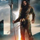 "Jason Momoa 8 x 10"" Autographed Photo: Aquaman, Frontier, SEE, Baywatch (Reprint :1937)"