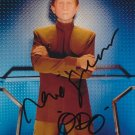 "RARE Rene Auberjonois Star Trek Deep Space Nine 8 X 10"" Autographed Photo (Reprint 1945)"