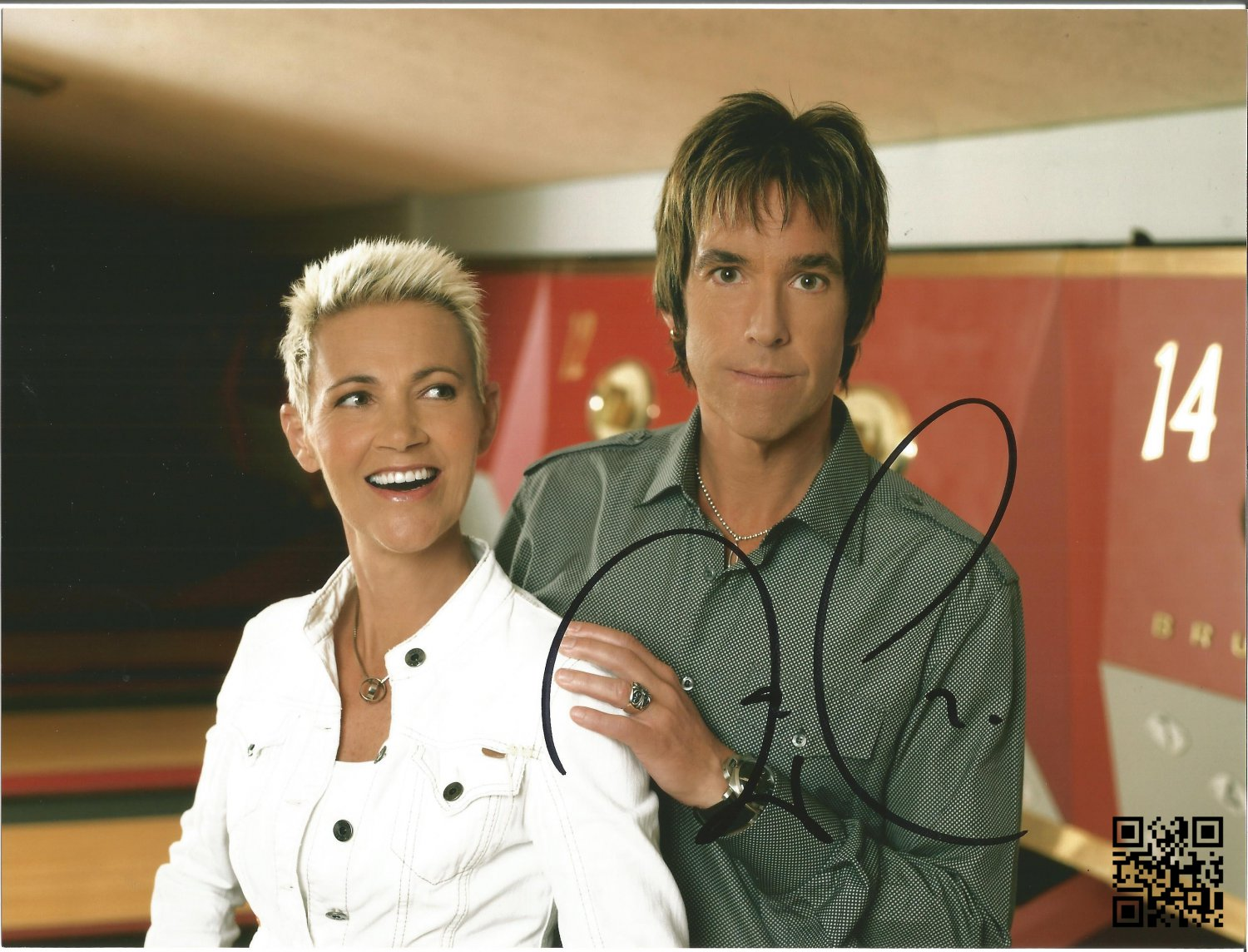 "Per Gessle (Roxette) 8 x 10"" Signed / Autographed Photo (Reprint 1952) Great Gift Idea!"