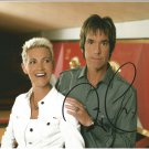 "Per Gessle (Roxette) 8 x 10"" Autographed Photo (Reprint 1952) Ideal for Birthdays & xmas"