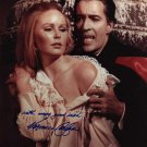 "Veronica Carlson 8 x 10"" Autographed Photo (Dracula Has Risen from The Grave : Reprint :1934)"