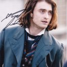 """Daniel Radcliffe The Women in Black 8 x 10"""" Signed / Autographed Photo - (Reprint 391)"""
