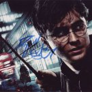 "Daniel Radcliffe Harry Potter 8 x 10"" Autographed Photo (Reprint 1968) FREE SHIPPING"