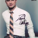 """Daniel Radcliffe The Women in Black 8 x 10"""" Autographed Photo - (Reprint 1969) FREE SHIPPING"""