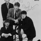 "The Beatles RARE 8 x 10"" Autographed Photo: Harrison, Starr & McCartney (Reprint:1974)"