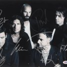 """Ramstein full band 8 x 10"""" Autographed Photo (Reprint 1986) FREE SHIPPING"""