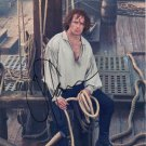 "Sam Heughan (Jamie Fraser Outlander) 8 x 10"" Autographed Photo (Reprint:1993)"