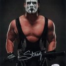 "Sting (NWO Wrestler) 8 x 10"" Autographed Photo (Reprint :1061) FREE SHIPPING"