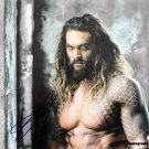"Jason Momoa 8 x 10"" Autographed Photo (Aqua Man / Games of Thrones / See : Reprint :2002)"