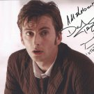 "David Tennant 8 x 10"" Autographed  / Signed Photo; Good Omens / Fright Night (Reprint Ref:1635)"